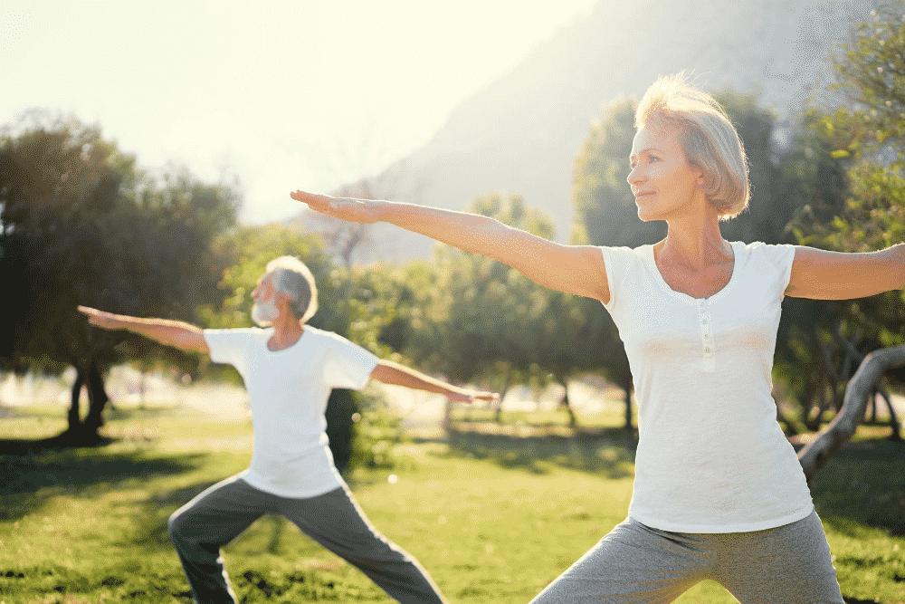 Estilo de vida saudável aumenta em até uma década o tempo sem doenças