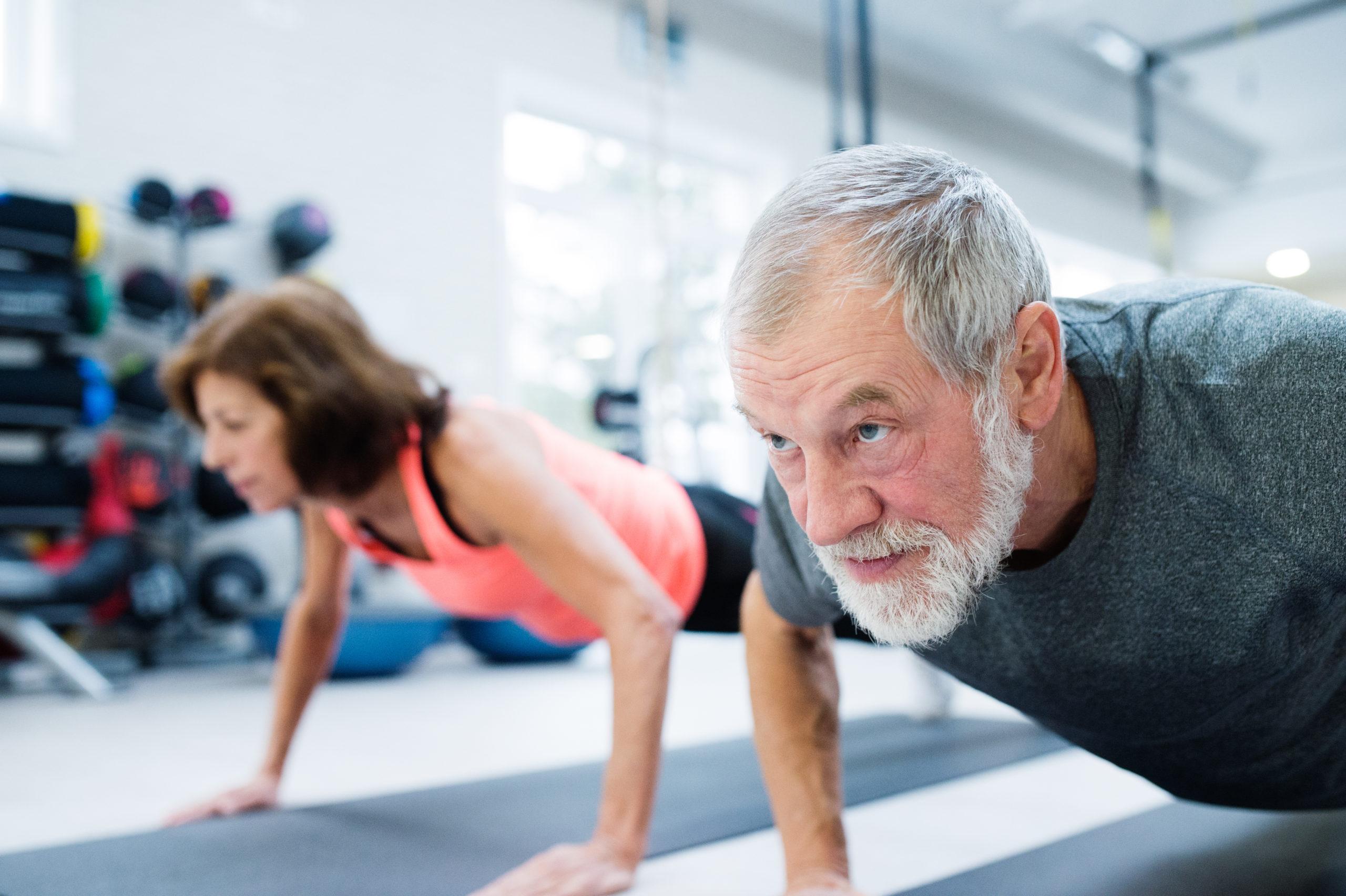 Sedentarismo e envelhecimento: entenda a relação
