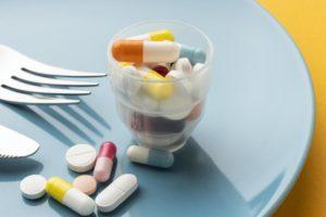 uso crônico de medicamentos